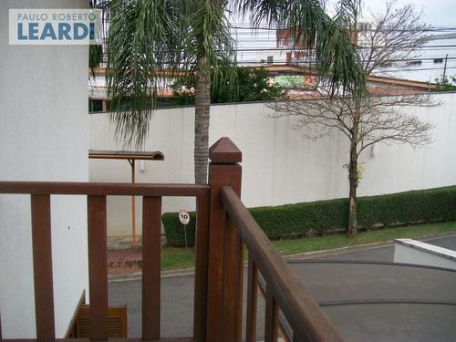 casa em condomínio real parque  - são paulo - ref: 443903
