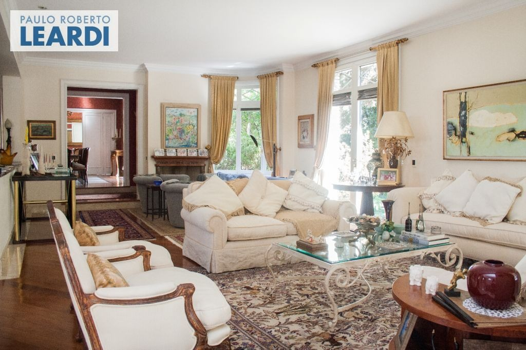 casa em condomínio real parque - são paulo - ref: 451937