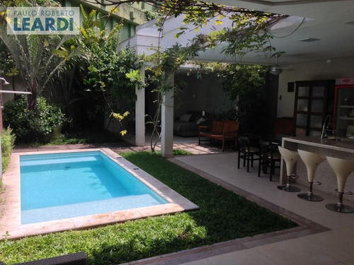 casa em condomínio real parque  - são paulo - ref: 455898