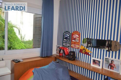 casa em condomínio real parque  - são paulo - ref: 502806
