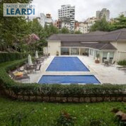 casa em condomínio real parque  - são paulo - ref: 542274