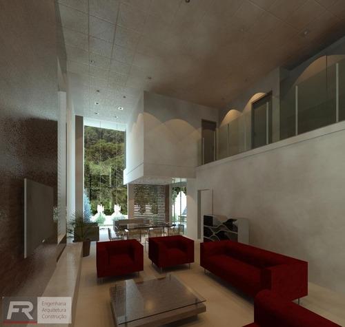 casa em condomínio - reserva da serra - 3707