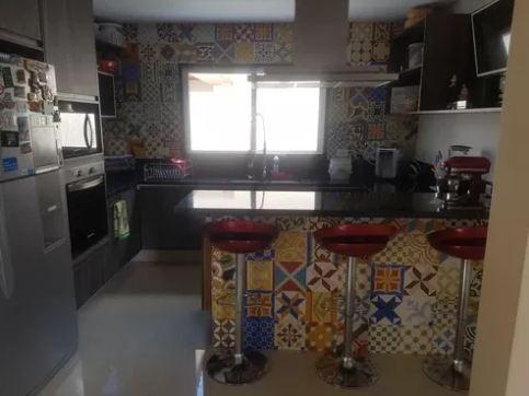 casa em condomínio - reserva da serra - 4353