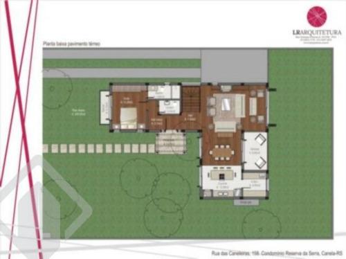 casa em condominio - reserva da serra - ref: 159285 - v-159285