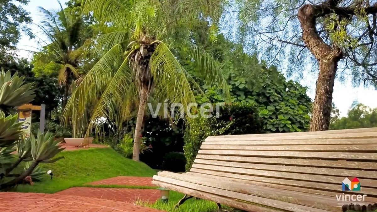 casa em condominio - residencial aldeia do vale - ref: 224 - v-224