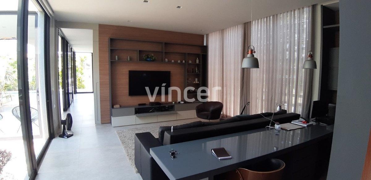 casa em condominio - residencial aldeia do vale - ref: 384 - v-384