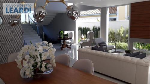 casa em condomínio residencial morada dos lagos - barueri - ref: 557350