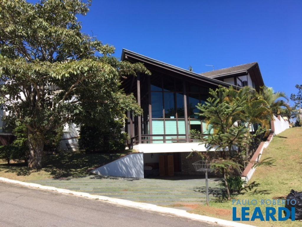 casa em condomínio - residencial morada dos lagos - sp - 579135