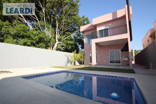 casa em condomínio residencial new ville - santana de parnaíba - ref: 476920