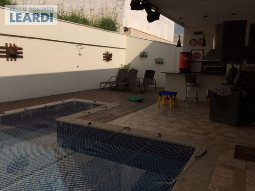 casa em condomínio residencial new ville - santana de parnaíba - ref: 493791