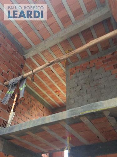 casa em condomínio residencial new ville - santana de parnaíba - ref: 554380
