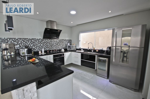 casa em condomínio residencial new ville - santana de parnaíba - ref: 554862
