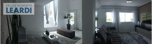 casa em condomínio residencial real park - arujá - ref: 495861