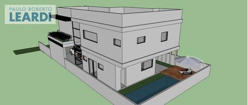 casa em condomínio residencial real park - arujá - ref: 498542
