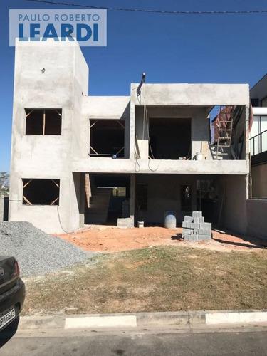 casa em condomínio residencial real park - arujá - ref: 550398