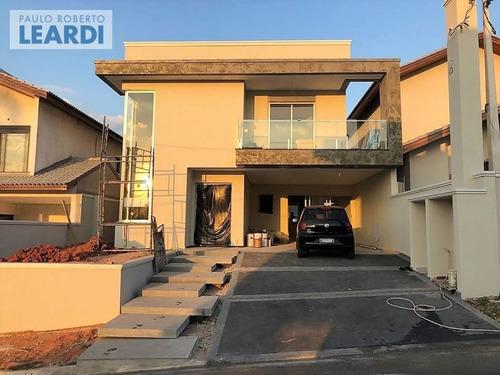 casa em condomínio residencial real park - arujá - ref: 551563