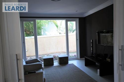 casa em condomínio residencial tamboré - barueri - ref: 497274