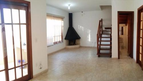 casa em condominio - santa tereza - ref: 204766 - v-204766