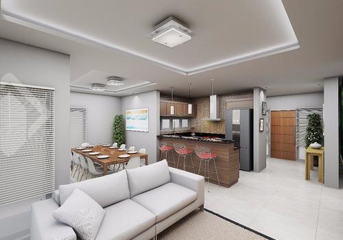 casa em condominio - sao jose - ref: 220571 - v-220571