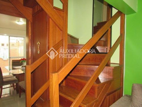 casa em condominio - sarandi - ref: 249829 - v-249829