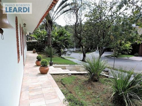 casa em condomínio são paulo ii - cotia - ref: 489592