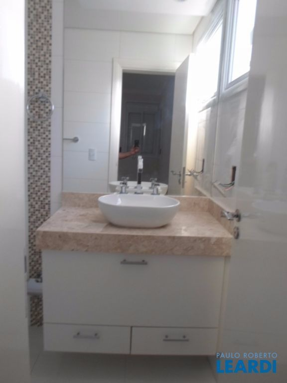 casa em condomínio - swiss park - sp - 501820