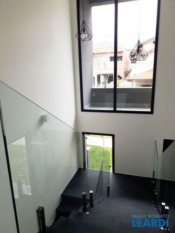 casa em condomínio - swiss park - sp - 570854