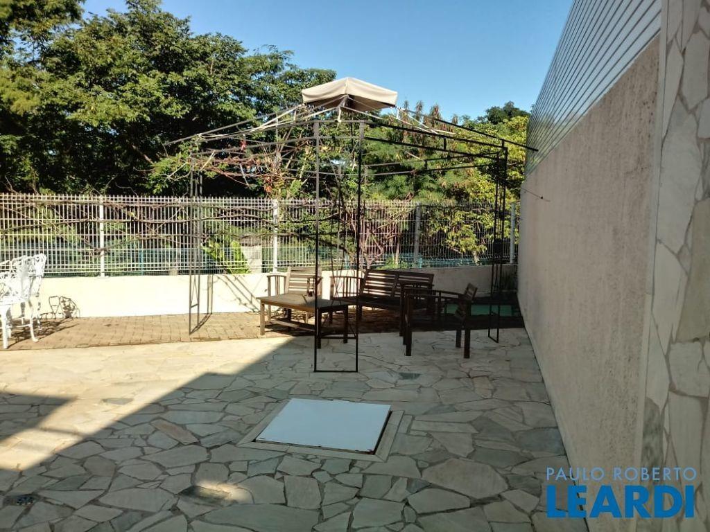 casa em condomínio - swiss park - sp - 578719
