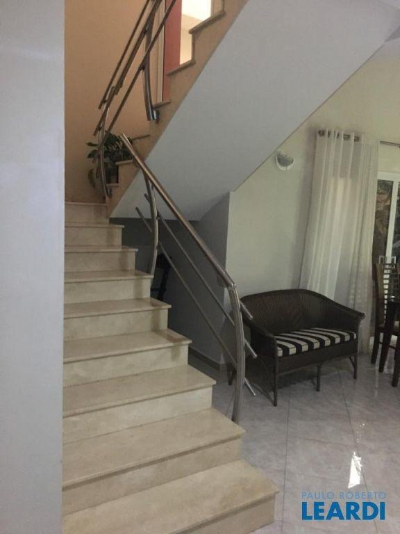 casa em condomínio - swiss park - sp - 590794