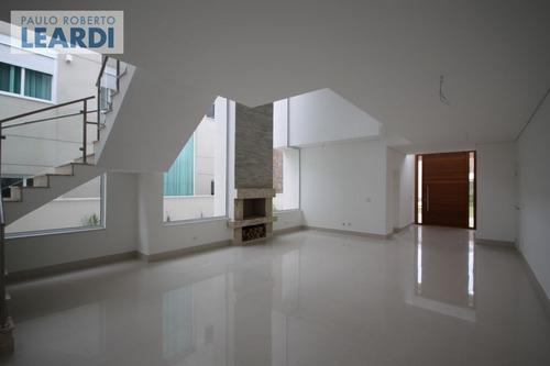 casa em condomínio tamboré - barueri - ref: 428787
