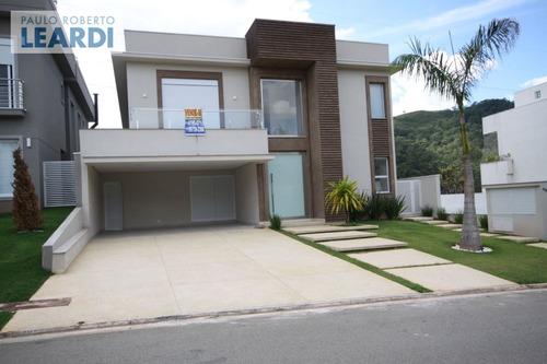 casa em condomínio tamboré - barueri - ref: 457380