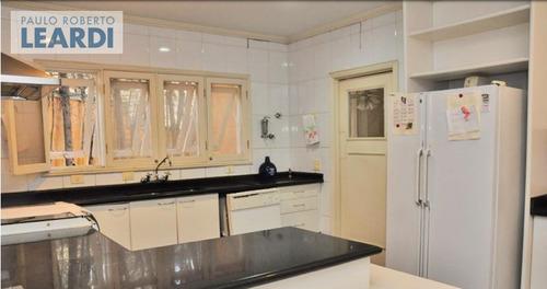 casa em condomínio tamboré - barueri - ref: 468411