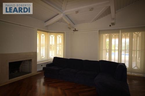 casa em condomínio tamboré - barueri - ref: 484301