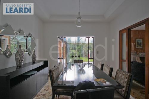 casa em condomínio tamboré - barueri - ref: 499310