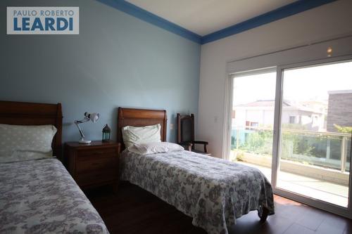 casa em condomínio tamboré - barueri - ref: 537593