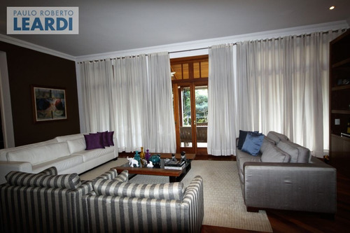 casa em condomínio tamboré - barueri - ref: 546342