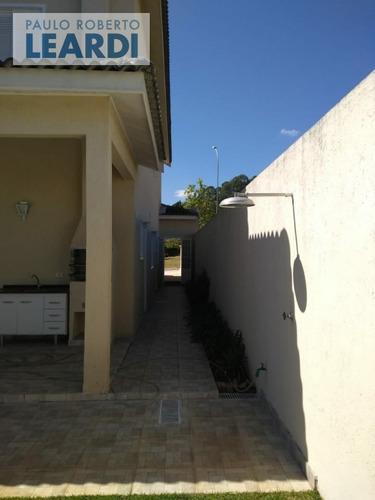casa em condomínio tamboré - barueri - ref: 551875