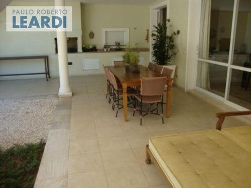 casa em condomínio tamboré - santana de parnaíba - ref: 378518