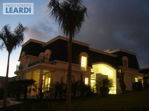 casa em condomínio tamboré - santana de parnaíba - ref: 407242