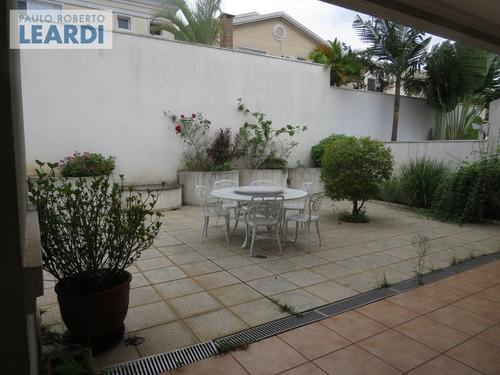casa em condomínio tamboré - santana de parnaíba - ref: 424514