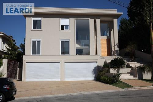 casa em condomínio tamboré - santana de parnaíba - ref: 427068