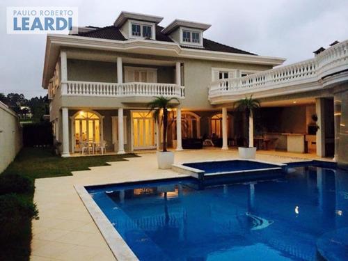 casa em condomínio tamboré - santana de parnaíba - ref: 430204