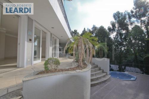 casa em condomínio tamboré - santana de parnaíba - ref: 432782