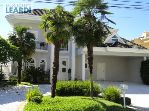 casa em condomínio tamboré - santana de parnaíba - ref: 435294