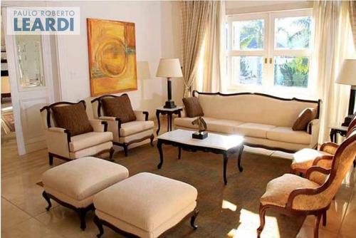 casa em condomínio tamboré - santana de parnaíba - ref: 438752