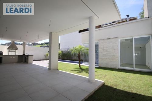 casa em condomínio tamboré - santana de parnaíba - ref: 451202