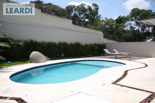 casa em condomínio tamboré - santana de parnaíba - ref: 451367