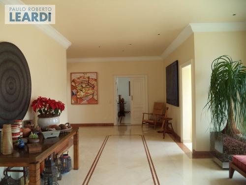 casa em condomínio tamboré - santana de parnaíba - ref: 451625