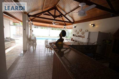 casa em condomínio tamboré - santana de parnaíba - ref: 451744