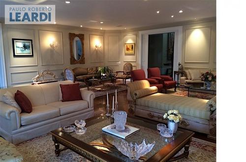 casa em condomínio tamboré - santana de parnaíba - ref: 451949